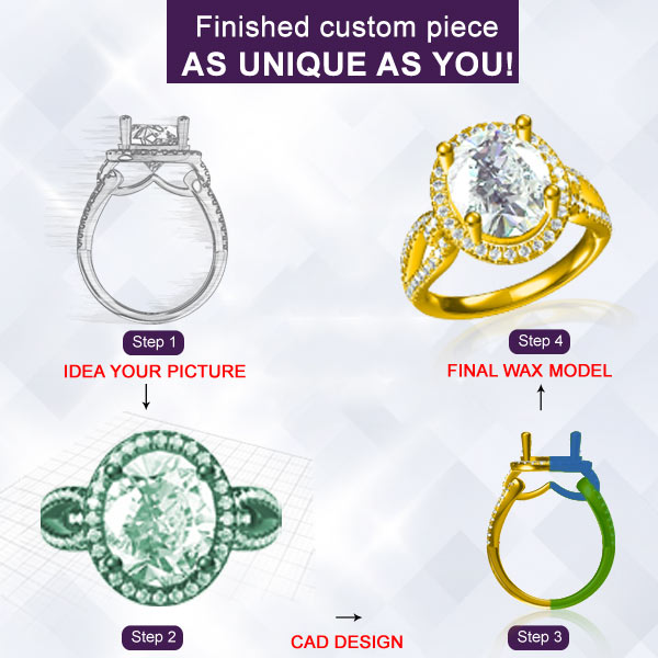CAD at Talles Diamond and Gold